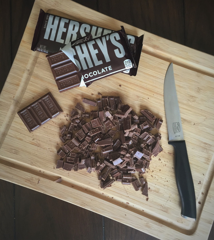 Hershey's Chocolate Chopped